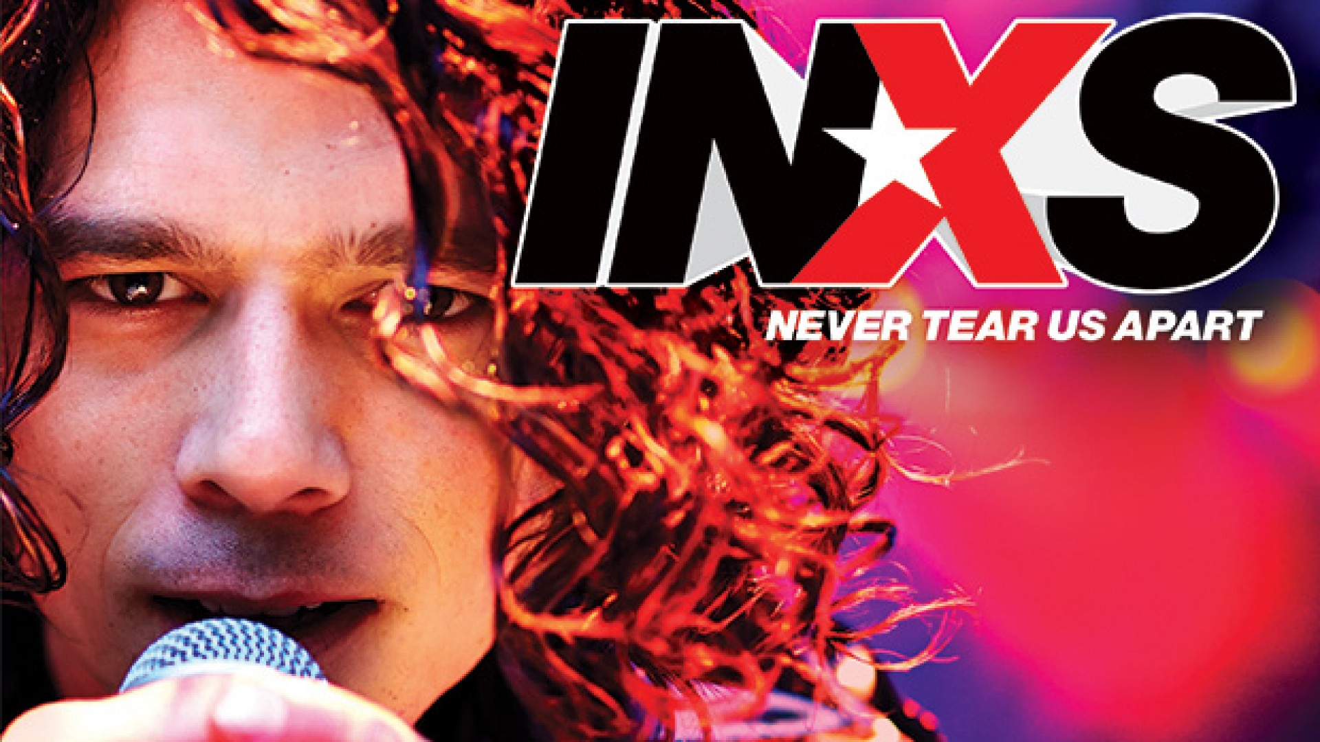 Never Tear Us Apart: The Untold Story of INXS on DVD