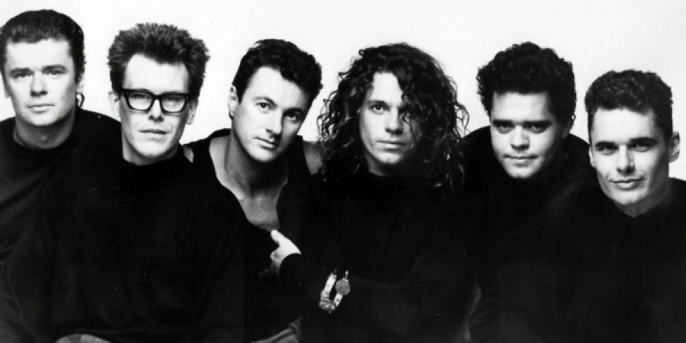 INXS Claim Top Spot On NZ Albums Chart